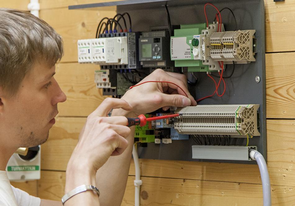 Sähkö Ja Automaatioalan Perustutkinto